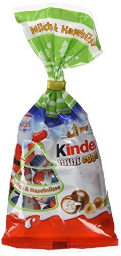 Kinder Mini Eggs Haselnuss, 6er Pack (6 x 100 g)
