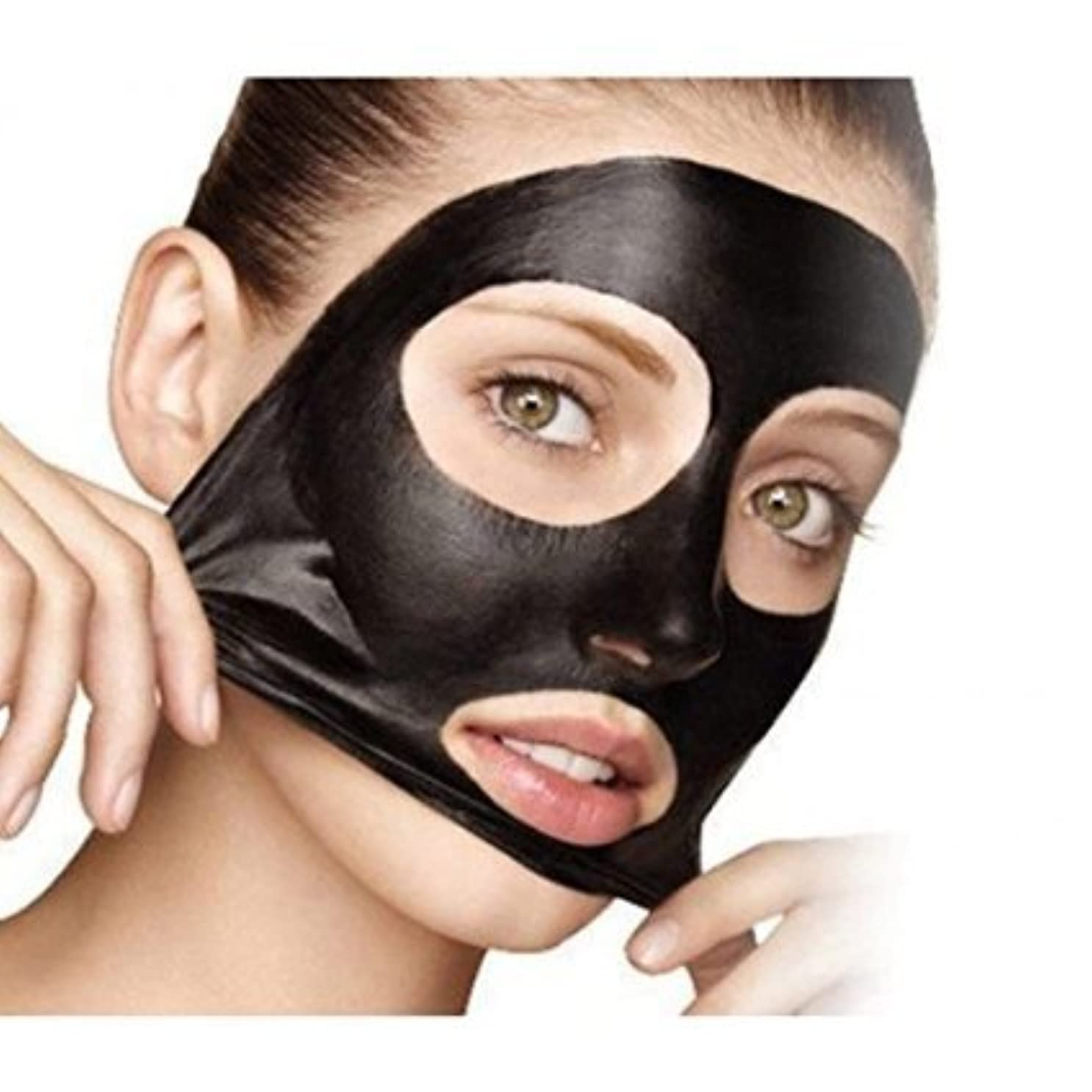 料理タブレットエスカレーター5 x Mineral Mud Nose Pore Cleansing Blackhead Removal Cleaner Membranes Mask by Boolavard? TM
