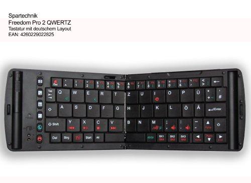 FREEDOM Pro 2 Keyboard 2013: Bluetooth Tastatur PRO 2