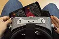 Visore VR Realta Virtuale + Gioco educativo bambini [Operazioni Matematica e calcolo mentale] Regalo Originale per bambino 5 6 7 8 9 10 11 12 anni [Natale - Compleanno] Occhiali Realtà Virtuale #3