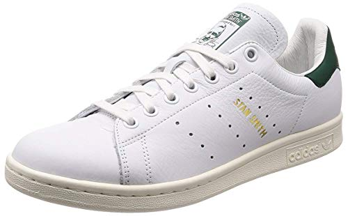 adidas Stan Smith, Scarpe da Fitness Uomo, Bianco (Ftwbla/Ftwbla/Veruni 000), 43 1/3 EU