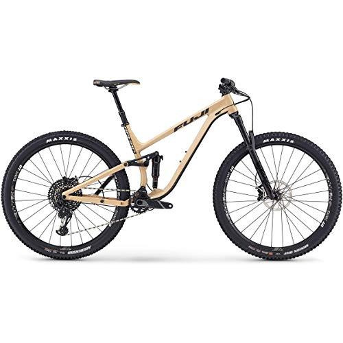 Bicicleta Rakan de Fuji (2019), con suspensión completa (29