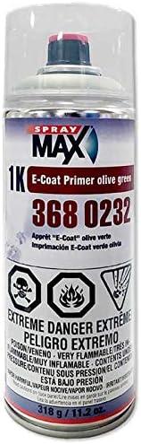 SprayMax 3680232 Olive Green Ranking TOP3 Primer E-Coat Popularity 1K
