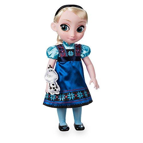 Disney Animators' Collection Elsa Doll - Frozen - 16 Inch