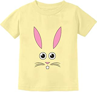 Tstars - Cute Little Easter Bunny Face - Funny Easter Toddler Kids T-Shirt