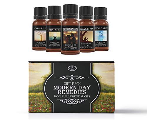 Pack básico de aceites esenciales - Modern Day Remedies