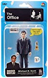 The Office TV Show - Michael Scott Action Figure - with Dundie Award and World's Best Boss Coffee...