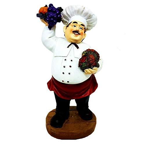Enfeite chefe de cozinha peru decoração festa