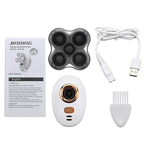 XZYP Epilator voor dames, oplaadbare elektrische shaver, razors bald head, tondeuse trimmer groomer cordless 110-240V
