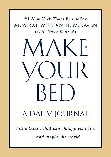 Make Your Bed: A Daily Journal: A Daily Journal