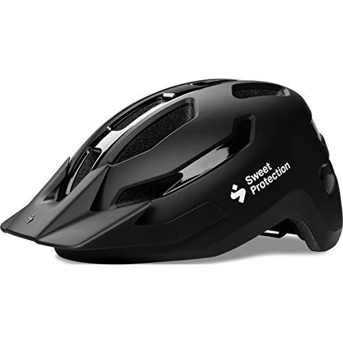 Sweet Protection Ripper Helmet JR Casco, Unisex Adulto, Matt