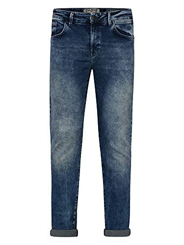 Petrol Industries Herren Seaham Noos Slim Jeans, Blau (Cloudy Sky 5712), 34W / 34L
