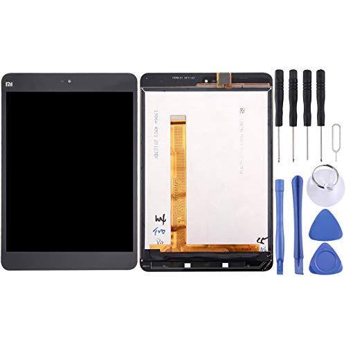 Dmtrab Pantalla LCD reemplazo for Xiaomi Mi Pista de la Pantalla LCD y 2 digitalizador Asamblea Completa (Negro) Pantalla LCD (Color : Black)