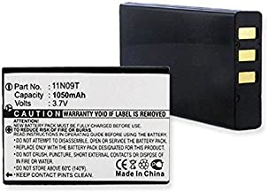 MPF Products 11N09T NC0910 RLI-007-1 Battery Replacement Compatible with URC MX-810, MX-810i, MX-880, MX-950 & MX-980 Universal Remote Controls