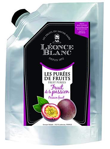Leonce Blanc Frucht-Püree Passionsfrucht, 1 kg