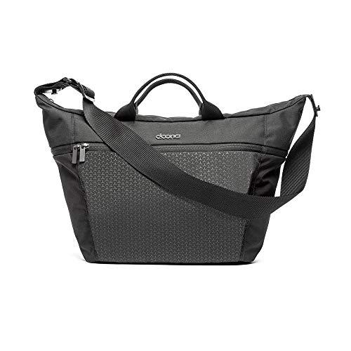 Doona All-Day Tasche - Wickeltasche kompatibel mit der Doona+ Babyschale - Nitro Black/schwarz