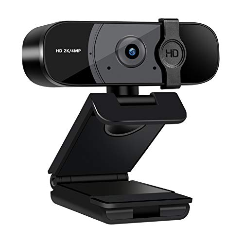2k hd webcam with privacy cover