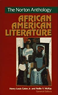 Norton Anthology of African American Literature by McKay, Nellie Y. Published by W. W. Norton & Company 1st (first) , 1st (first) Printing edition (1996) Hardcover