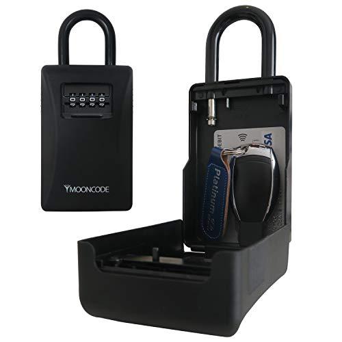 Frostfire Mooncode 1555 - Caja de Seguridad cifrada portátil para Llaves y Objetos valiosos [Importado de Reino Unido]