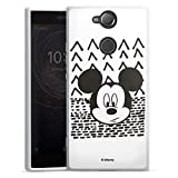 Coque en Silicone Compatible avec Sony Xperia XA2 Étui Silicone Coque Souple Disney Mickey Produit...