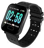Avika Wireless Waterproof Bluetooth A6 Fitness Band Smartwear SmartWatch/Activity Tracker/Smart Band Fitness B