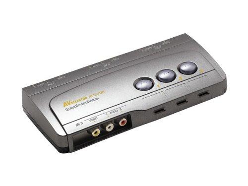 audio-technica AVセレクター AT-SL33AV