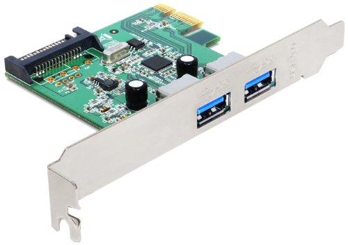 DeLock PCI Express card ></noscript> 2 x USB 3.0 - adaptador USB