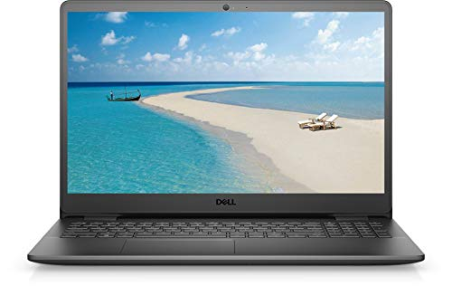 2021 Newest Dell Inspiron 3000 Laptop, 15.6 HD LED-Backlit Display, Intel Pentium Silver N5030 Processor, 16GB DDR4 RAM, 256GB PCIe Solid State Drive, Online Meeting Ready, Webcam, Win10 Home, Black