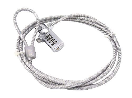 cable de seguridad laptop fabricante dong+