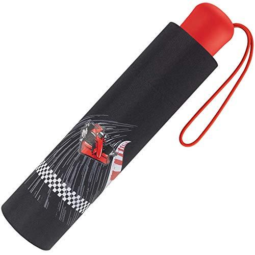 Scout Kinder-Taschenschirm Red Racer