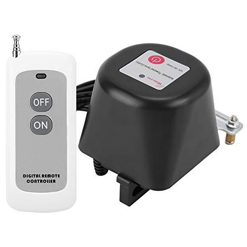 Elektrische Ventilsteuerung, ferngesteuertes Wasserventil, drahtloses ferngesteuertes elektrisches Manipulatorventil, automatische Steuerung, Schaltersteuerung(EU)