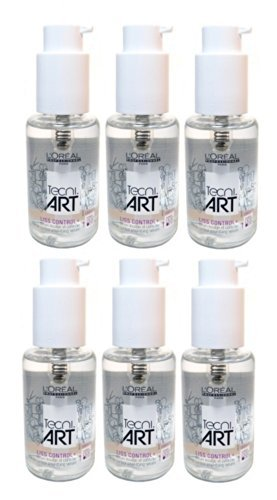 L'Oréal Paris L'Oréal Paris 6 x 50 ml Tecni.art glad styling-serum
