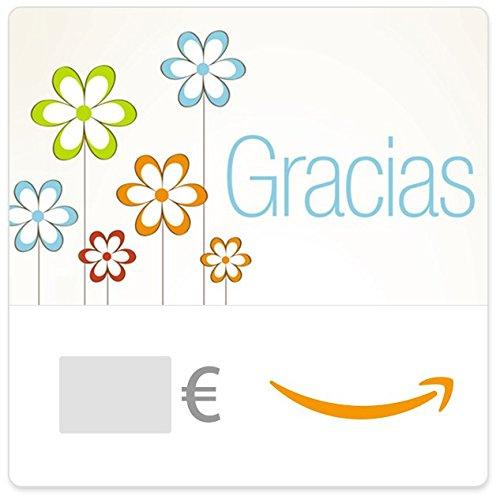 Cheque Regalo de Amazon.es - E-Cheque Regalo - Flores de agradecimiento