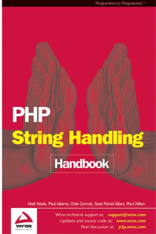 Php String Handling Handbook