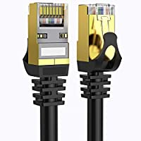 Dacrown 50-Foot Cat 8 Shielded Ethernet Cable