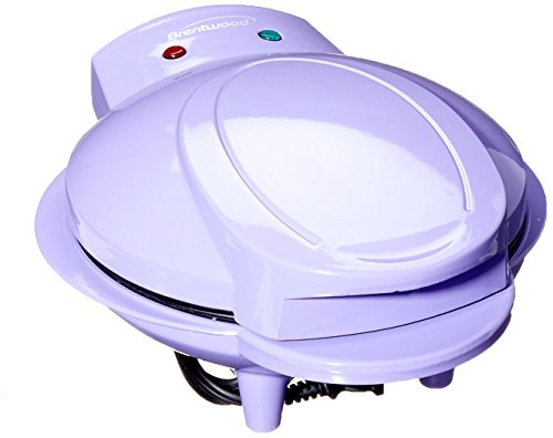 Brentwood TS-254 Appliances Cake pop Maker, Small, Purple