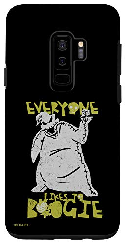 Galaxy S9+ Disney The Nightmare Before Christmas Oogie Boogie Case