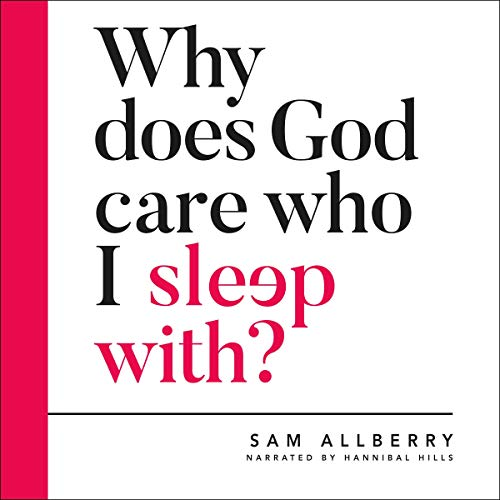 Why Does God Care Who I Sleep With? cover art