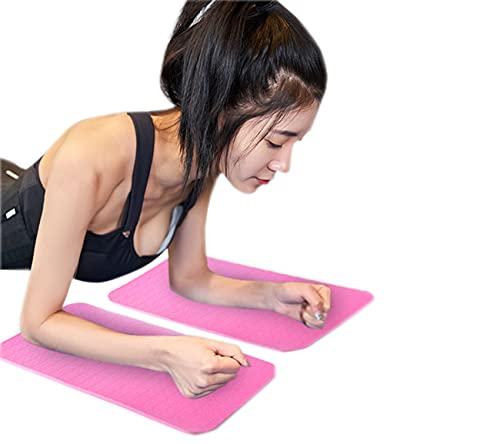 Yoga Support Pad, Anti-slip Knee Pad Cushion Small Plank Mat Eliminate...