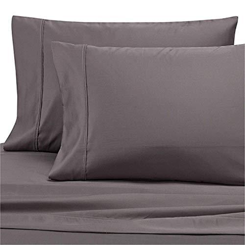 Wamsutta Dream Zone 1000-Thread-Count PimaCott King Sheet Set in Charcoal Grey