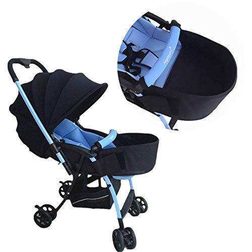 Zidao Buggy Baby Foot Repos prolongé Siège, Universal Baby Foot Faire Glisser Les Jambes de bébé Poussette Pied Extension Repose-Pied bébé Repose-Pied,Noir