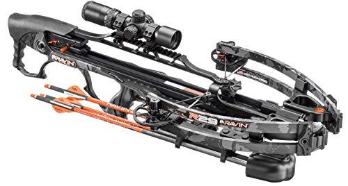 "RAVIN R29 Predator Crossbow Package R029 With HeliCoil Technology, Predator Dusk Camo, Length: 29"""