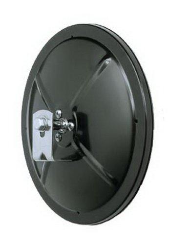 CIPA 48500, 5' Round Convex Black