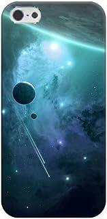 CaseMarket 【ポリカ型】 apple アイフォン5s iPhone5s ポリカーボネート素材 ハードケース [ 宇宙の神秘 ]