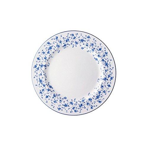 Arzberg Form 1382 Sous-assiette, Assiette, Assiette en Porcelaine, Fleurs bleues, Porcelaine, 31 cm, 41382-607671-10031