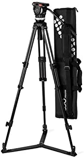 Sachtler Ace XL Tripod System with Aluminum Legs & Ground Spreader for Digital Cine Style and DSLR Cameras