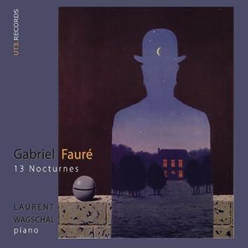 Fauré, 13 Nocturnes