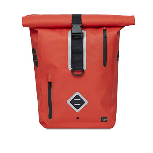Knomo Thames Mochila Tipo Casual, 50 cm, 20.5 Liters, Naranja (Flash Orange)