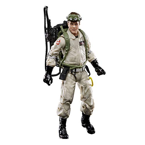 Hasbro Ghostbusters Plasma Series Ray Stantz Toy 6-Inch-Scale Collectible Classic 1984 Ghostbusters Action Figure, Toys for Kids Ages 4 and Up