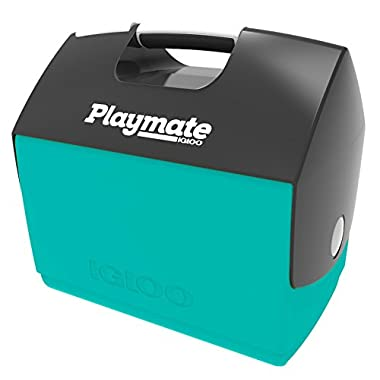 Igloo PLAYMATE Elite Ultra Coolers, Aquatic/Teal/Carbon, Size 15/Large